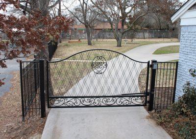 Anita Driveway Gate