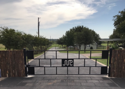 personal brand square ranch gate