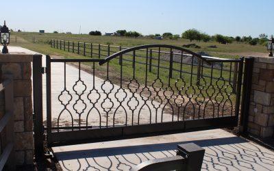 Williams Driveway Gate