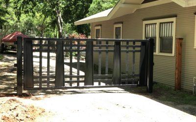 Gargis Driveway Gate