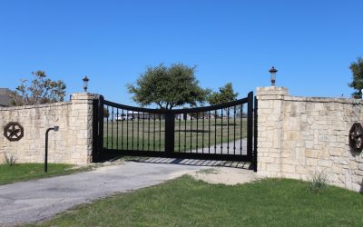 Lasater Driveway Gate