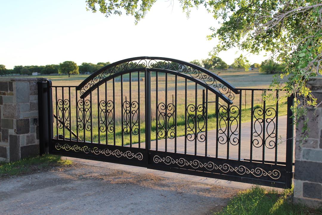 Mcperson Driveway Gate Aberdeen Gate