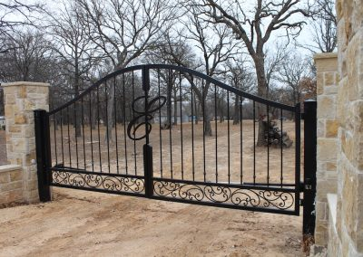 Espinosa Ranch Gate