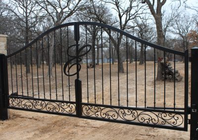 espinosa ranch gate install