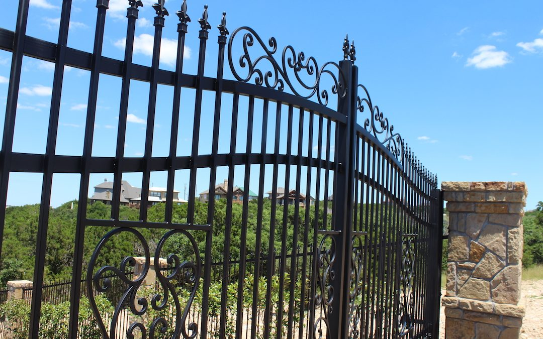 Protecting Your Custom Iron Gate