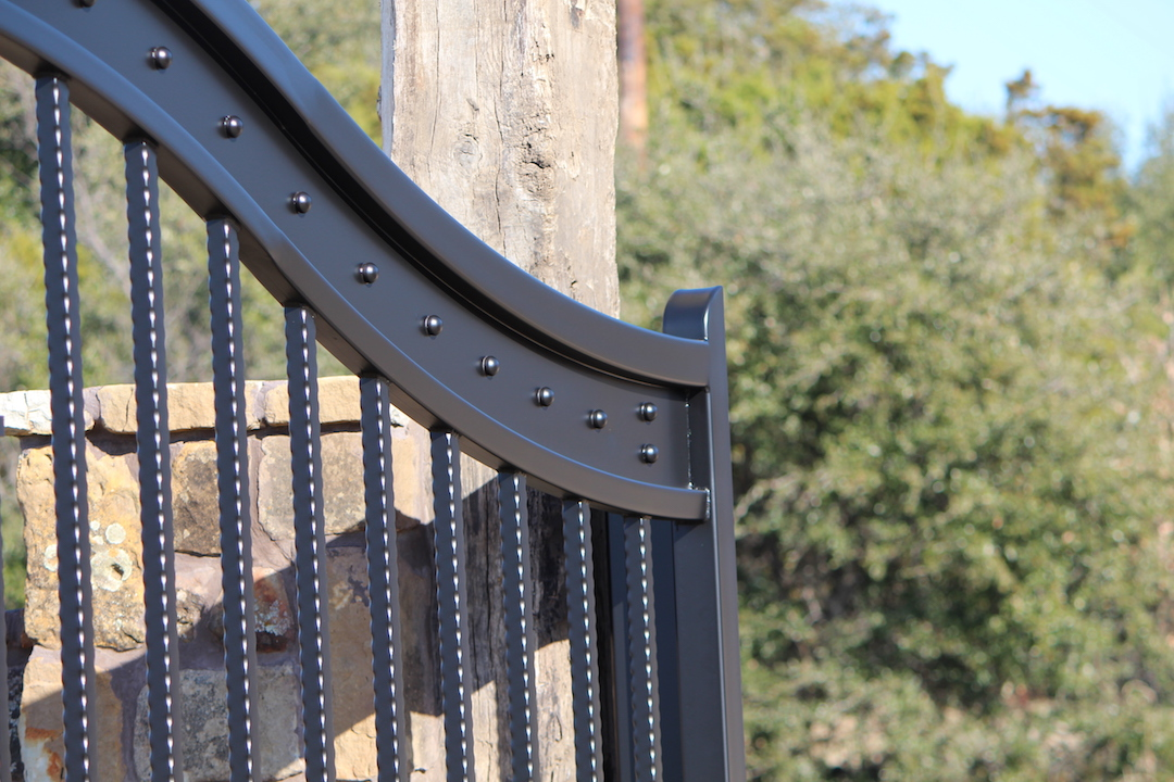 2s Cattle Co Custom Ranch Gate