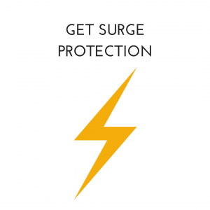 surge protection icon
