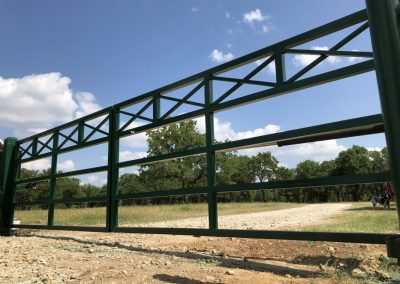 Simple XXs Ranch Gate
