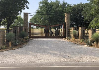 McMillan Ranch Gate