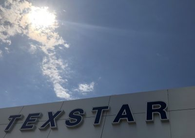 texstar ford sign