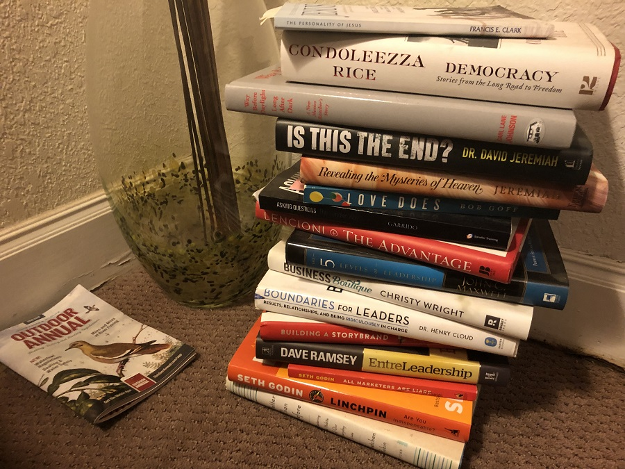 books to grow our gate business