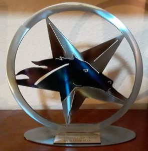 thoroughbred racehorse award