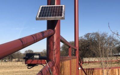 AC-Powered Electric Gate Operators vs Solar