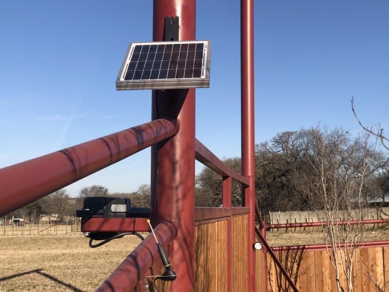 10-watt solar panel