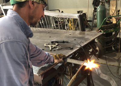 iron gate fabrication