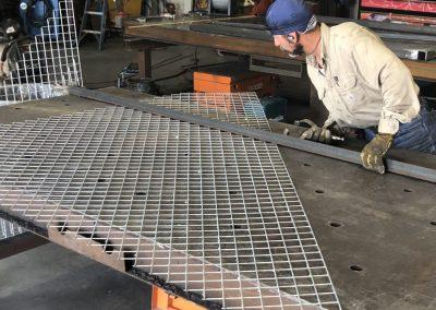 iron gate fabrication