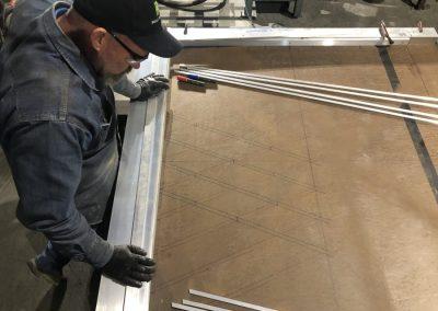 alumuinum metal fabrication