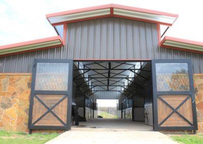 fancy horse barn doors