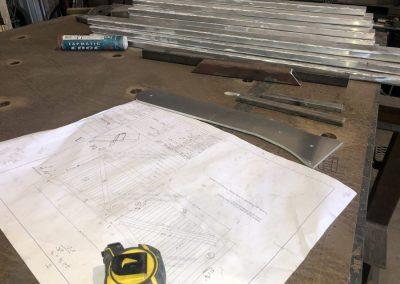 gate shop drawings