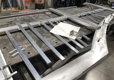 custom gate layout parts